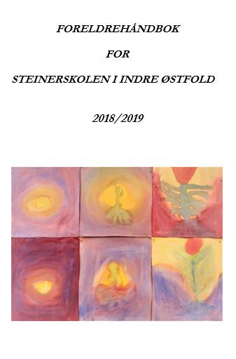 Foreldrehåndboken for skoleåret 2018-19
