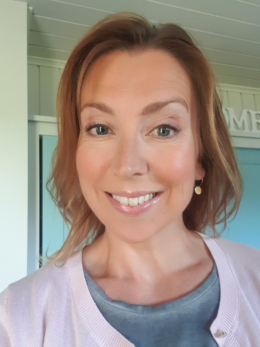Helsesykepleier Kristine Buer Helle