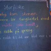 Lofotfiske på Steinerskolen i Indre Østfold